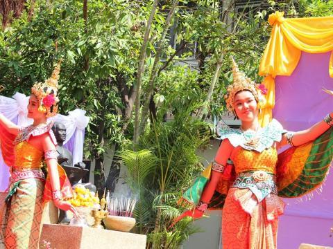 กิจกรรมวันภาษาไทยแห่งชาติรำลึกปราญ์แห่งแผ่นดิน ปีการศึกษา 2563